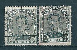2885 Voorafstempeling Op Nr 183 - GENT 1922 GAND - Positie A & B - Vorfrankiert