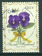 Bm Finland 2003 MiNr 1646 Used | Pansy (Viola Wittrockiana) - Finland