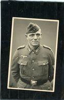 CARTE PHOTO   OFFICIER ALLEMAND - Uniformes