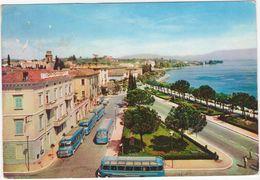 Lago Di Garda: 5x AUTOBUS / COACH - Desenzano - (Italia) - 1960 - Turismo