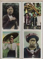 LOT DE 20 CARTES ( TOUTES SCANNEES ) VIETNAM, LAOS, CAMBODGE. VOIR DERNIERS SCANS AVEC LEGENDES - 5 - 99 Postkaarten