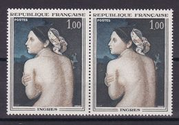 N° 1530 NEUF** / VARIETE OEIL BLANC / TIMBRE DE GAUCHE - Collections
