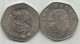 Mexico 10 Pesos 1976. KM#477.1 - Mexico