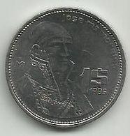 Mexico 1 Peso 1985. - Mexico