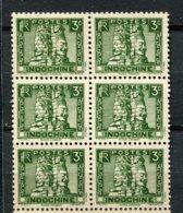 INDO - Yt.  N°  157A X 6  ** MNH  3c  Angkor Cote  40,8 Euro  TBE 2 Scans - Nuovi