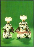 D7564 - TOP Porzellan VEB Porzellan Manufaktur Meissen - Bild Und Heimat Reichenbach DDR - Oggetti D'arte