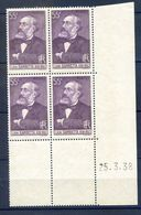 TIMBRES FRANCE REF230620...TIMBRES N° 378 COIN DATE (1938), Neuf - Dated Corners