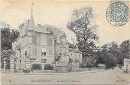 MONTMORENCY : BOULEVARD DE L'ERMITAGE - Montmorency