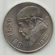 Mexico 1 Peso 1975. - Mexico
