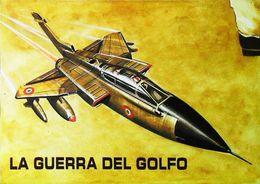 LA GUERRA DEL GOLFO (Guerre Du Golfe) - Designer Aldo Brovarone (Pinifarina Designo)  - Tirage 1000 Ex. - Andere Kriege