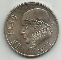 Mexico 1 Peso 1977. - Mexico