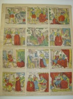 Chromo Prent Image - Histoire De Peau D'Ane , Geschiedenis Van Ezelsvel - Druk Brepols Turnhout - Sin Clasificación