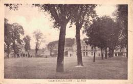 72 CHATEAU DU LOIR LA PLACE - Chateau Du Loir