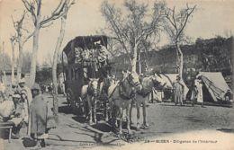 ALGER - Diligence De L'Intérieur - Algiers