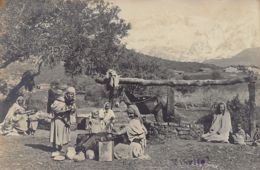 BOUIRA - Moulin à Huile Kabyle - RARE CARTE PHOTO Ed. Signon - Other Cities