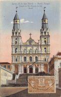 Brazil - PORTO ALEGRE - Igreja N.S. Das Dôres - Ed. Selbach 16 - Porto Alegre