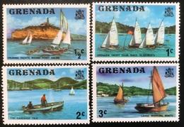 Grenada - A1/5 - MNH - 1975 - Landsmotieven - Grenada (1974-...)