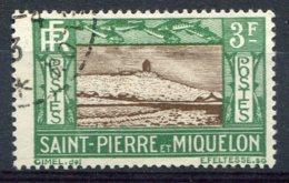 Saint Pierre Et Miquelon   156  Oblitéré - St.Pierre Et Miquelon