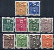 Saint Pierre Et Miquelon   Taxes   67/76 * - Postage Due