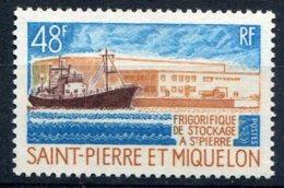 Saint Pierre Et Miquelon      406 ** - St.Pierre & Miquelon