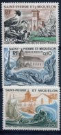 Saint Pierre Et Miquelon     445/447 ** - St.Pierre & Miquelon