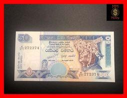 Ceylon - Sri Lanka  50 Rupees  19.11.2005  P. 110 UNC - Sri Lanka