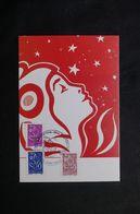 SAINT PIERRE ET MIQUELON - Carte Maximum En 2005 - Marianne De Lamouche - L 64025 - Maximum Cards