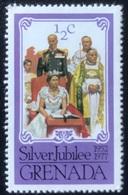 Grenada - A1/5 - MNH - 1977 - 25 Jaar Regentschap Koningin Elisabeth II - Grenada (1974-...)