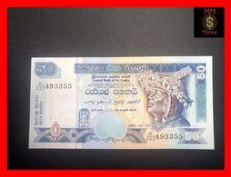 Ceylon - Sri Lanka  50 Rupees  1.7.2004  P. 110 UNC - Sri Lanka