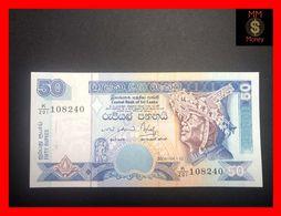 Ceylon - Sri Lanka  50 Rupees  10.4.2004  P. 110 UNC - Sri Lanka