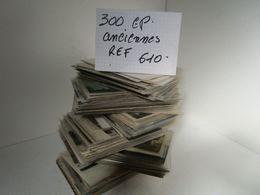 LOT  DE 300 CARTES  POSTALES  ANCIENNES  DIVERS  FRANCE  N610 - 100 - 499 Cartes