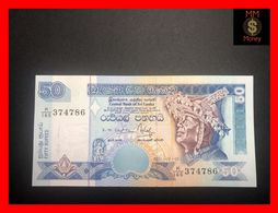 Ceylon - Sri Lanka  50 Rupees  12.12.2001  P. 110 UNC - Sri Lanka