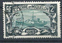 Saint Pierre Et Miquelon    155 Oblitéré - St.Pierre Et Miquelon