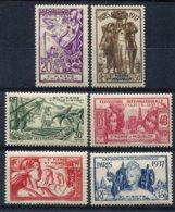 Saint Pierre Et Miquelon       160/165  ** - Unused Stamps