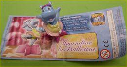 KINDER HIPPOS AMANDINE LA BALLERINE - Kinder & Diddl