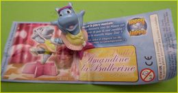 KINDER HIPPOS AMANDINE LA BALLERINE - Altri