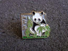 Pin's Panda Wwf - Animali