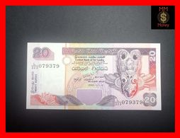 Ceylon - Sri Lanka  20 Rupees  19.11.2005  P. 109 UNC - Sri Lanka