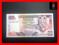 Ceylon - Sri Lanka  20 Rupees  15.11.1995  P. 109 UNC - Sri Lanka
