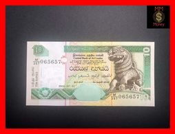 Ceylon - Sri Lanka  10 Rupees  1.7.2004  P. 108 UNC - Sri Lanka