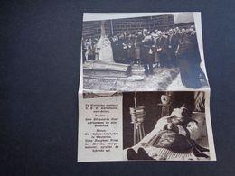 """Origineel Knipsel ( 4640 ) Uit Tijdschrift """" Zondagsvriend """"  1936 :   Westerloo   Westerlo - Vieux Papiers"""