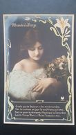 Femme Offrande à La Vierge Art Nouveau - Femmes