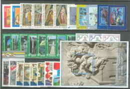 Vaticano 1995 Annata Completa/Complete Year MNH/** - Vatican
