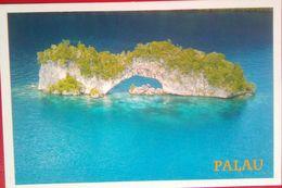 Rock Island Arch , Republic Of Palau - Palau