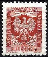 Poland 1954 - Mi D 28C - YT S 29 ( Official : National Arms ) MNH** - Officials