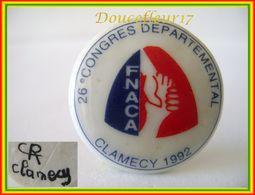 Clamecy ... 26 éme Congrés Départemental Clamecy 1992 .. Ref AFF : 1992 ( Tiroir AV1993) - Oude