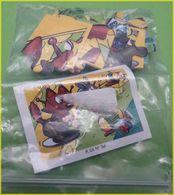 KINDER LOT PUZZLES K04 95 K04 91 K04 94 - Puzzles