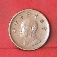 CUINA 1 YUAN  -    KM# 55,1 - (Nº36392) - Chine