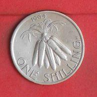MALAWI 1 SHILLING 1964 -    KM# 2 - (Nº36393) - Malawi