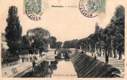 B68581 Cpa Montargis - Le Canal - Montargis